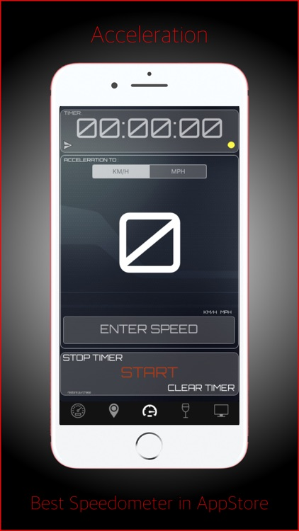 Speedometer-GPS Tracker screenshot-2