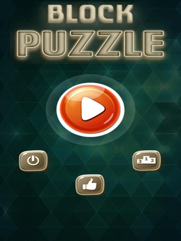 Игра Блок головоломка: кирпич классический