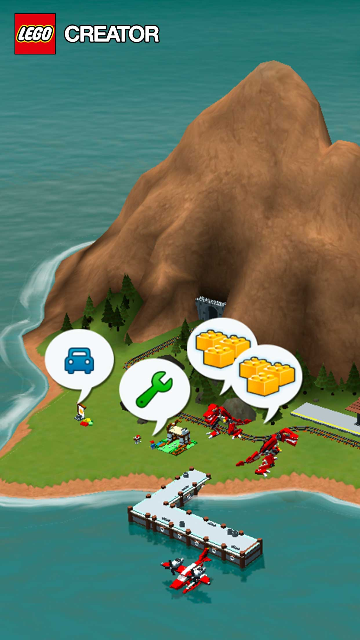 LEGO® Creator Islands Screenshot