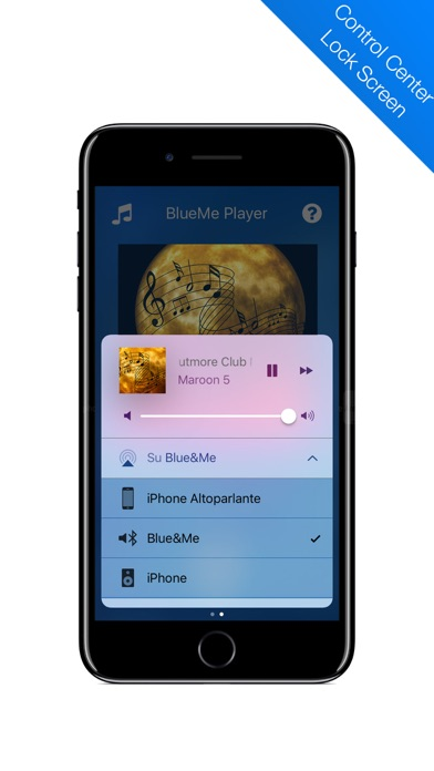 BlueMe Player