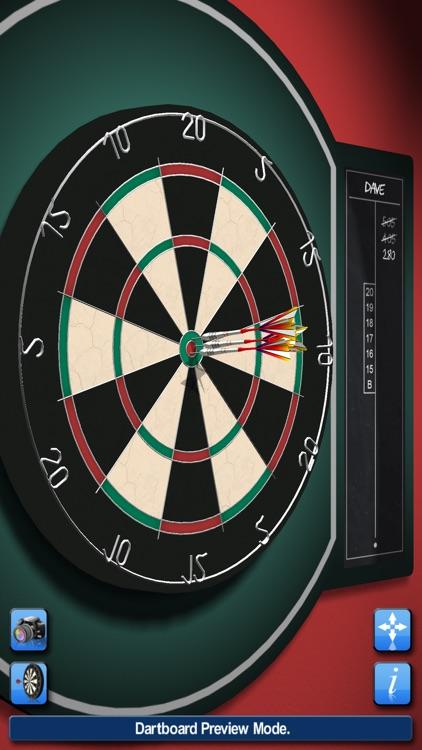 Pro Darts 2017 screenshot-4