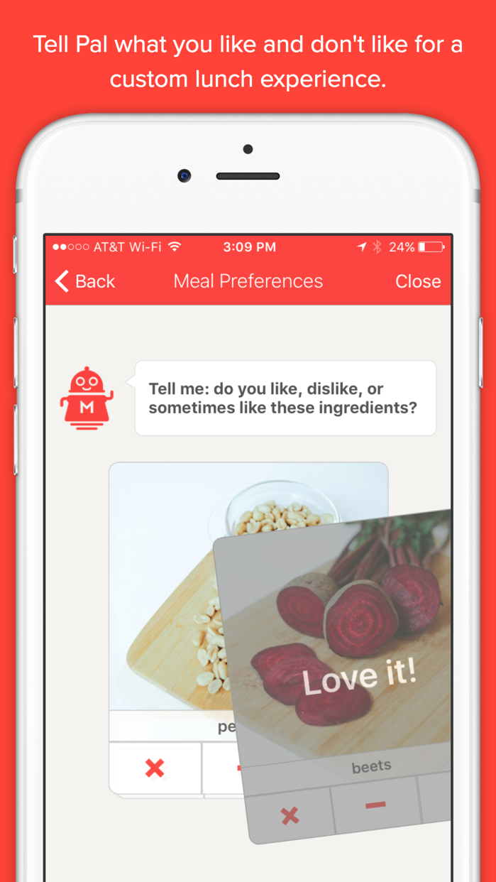 MealPal- Best Meals Around You Screenshot