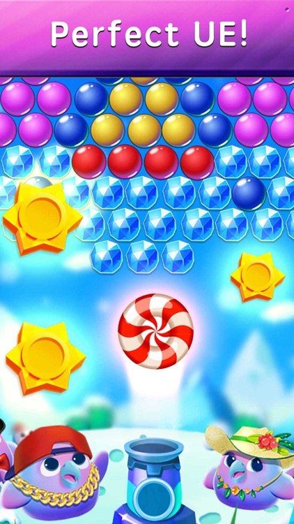Bubble Shooter - Fashion Bird screenshot-3