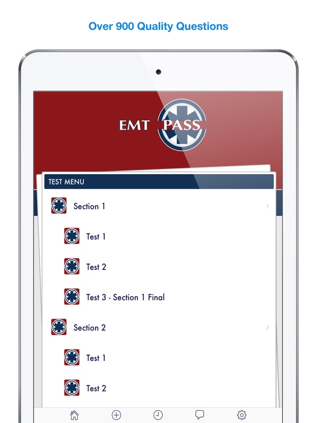 Emt Pass On The App Store