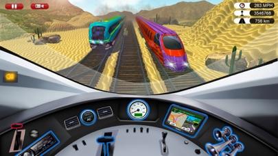 Euro Bullet Train Driving 2017のおすすめ画像3