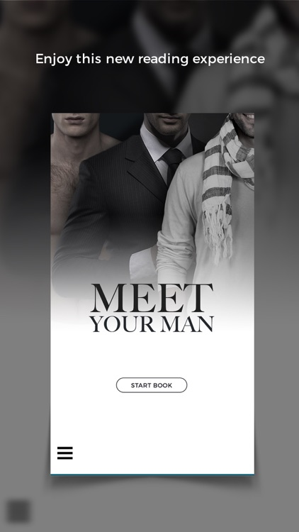 Meet your Man - Romance book screenshot-3