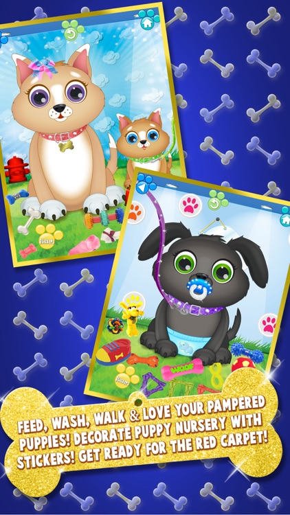 Animal Puppy Pet City Newborn Mommy Dog Pregnancy screenshot-3