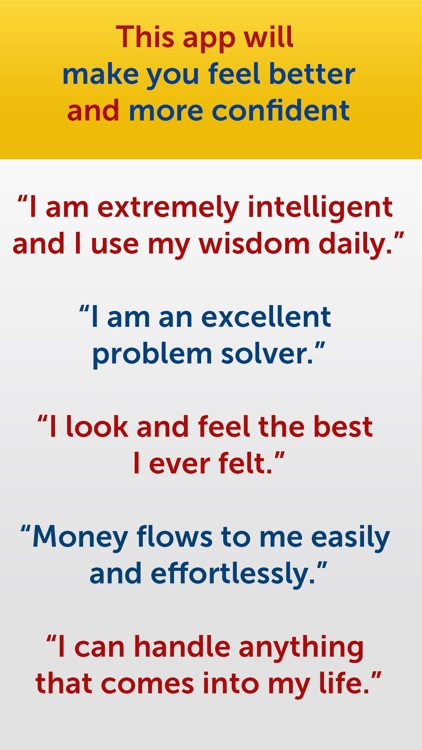 I Am Best: Positive Affirmations 2 Improve My Life