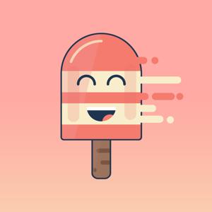 Perky Ice Cream app