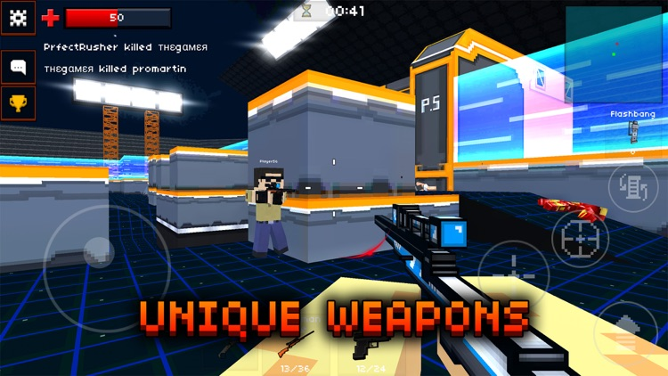 Pixel Strike 3D - FPS Gun Game screenshot-3