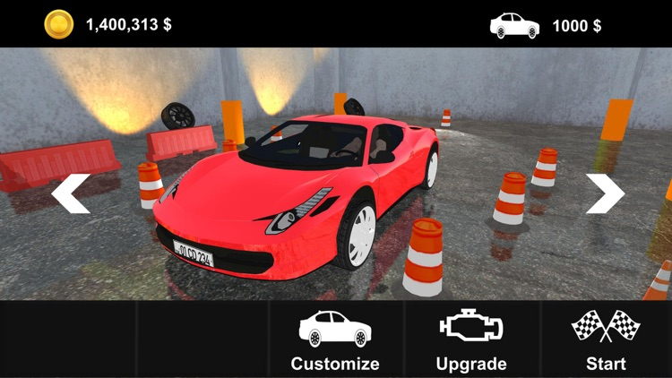 Car Parking - 3D Simulator Game by Xiandong Zeng