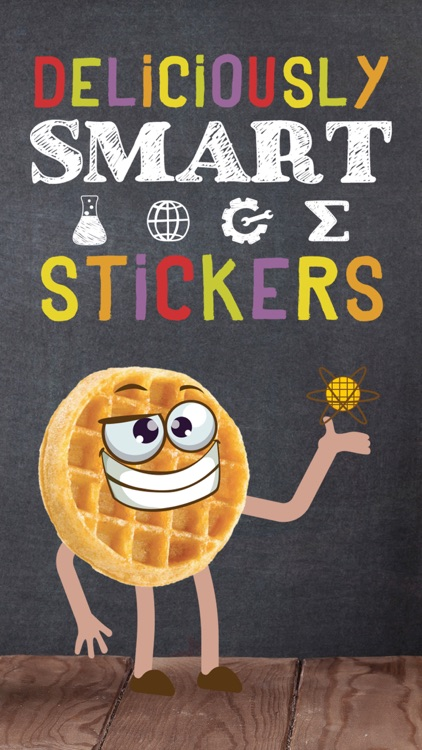 Deliciously Smart Stickers