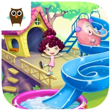 Activities of Mia and Her Mammoth – Secret Giant Pet Care