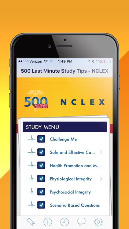500 Last Minute Study Tips - NCLEX screenshot-1