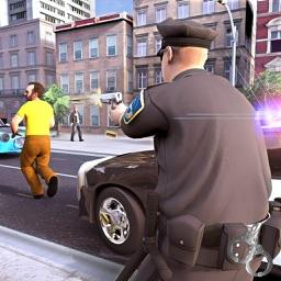 City Police Gangster Battle