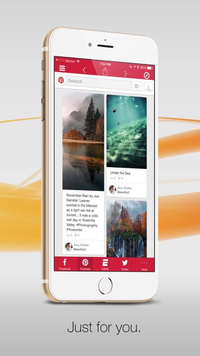 Facely HDFacebook + ソーシャルアプリのスクリーンショット4