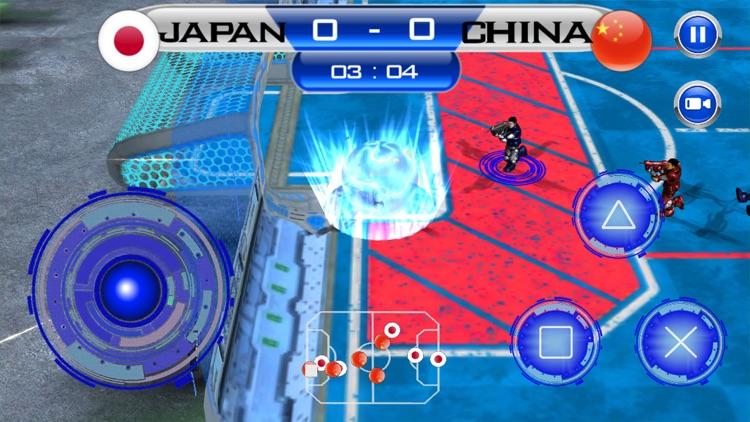 Future Soccer Battle screenshot-3