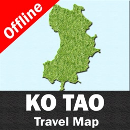 KO TAO (THAILAND) – GPS Travel Map Navigator