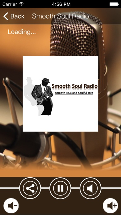 Image of Smooth Soul Radio for iPhone