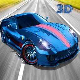 3D Street Car Race Road Warrior
