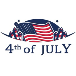 Animated 4th Of July Independence GIF Stickers