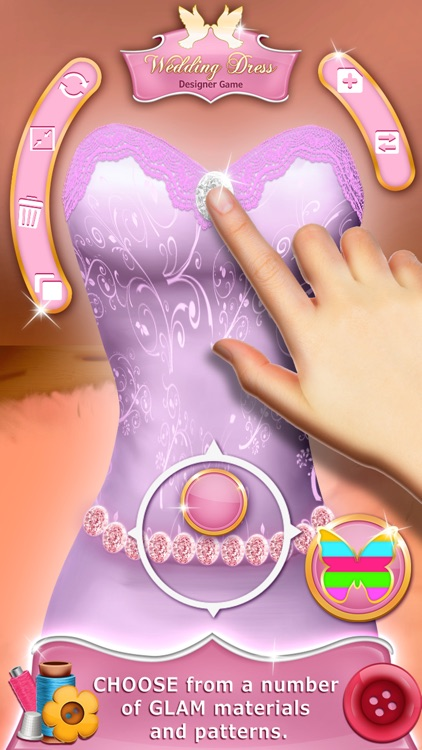 Wedding Dress Designer Game - Fashion Studio