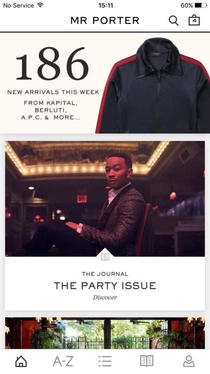 MR PORTER | Men's Luxury Designer Fashion