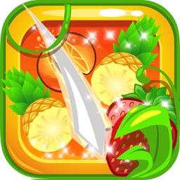 Fruit slice - Tap fruits splash
