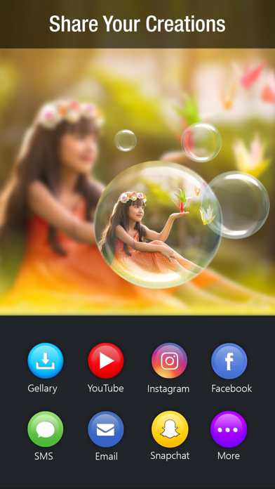 Photo Collage Creator - Pic Frames, Picture Editor Screenshot