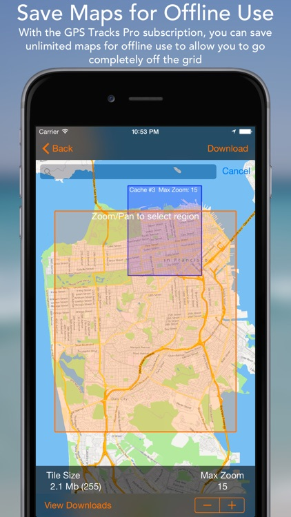 GPS Tracks screenshot-3