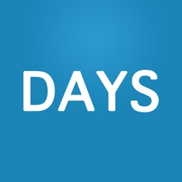 HowManyDays - Countdown & Count up Days