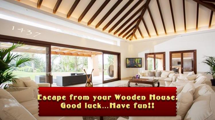 Wooden House Escape Game screenshot-4