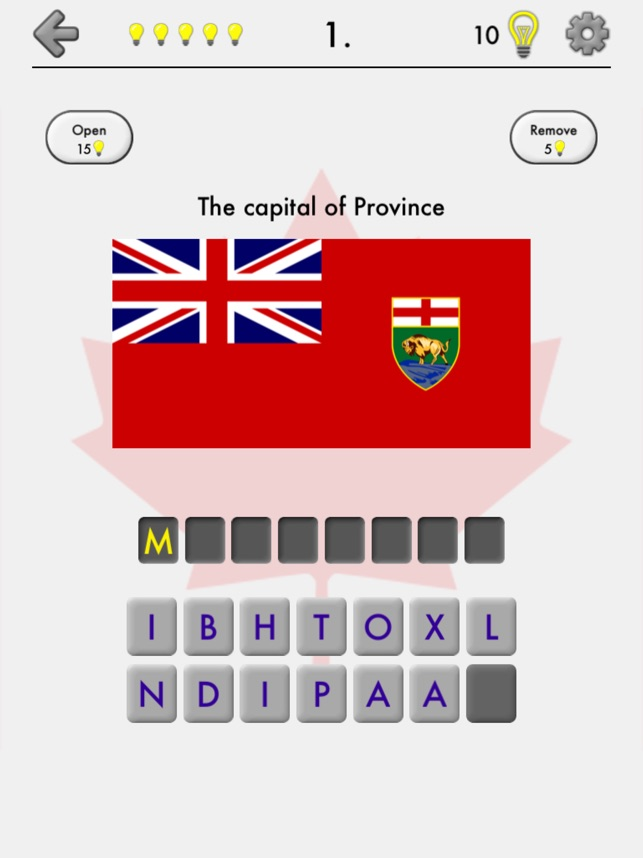 Canadian Provinces and Territories: Quiz of Canada on the ... on states map game, middle east map game, south america map game,