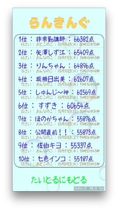 漢字金魚すくいのおすすめ画像5