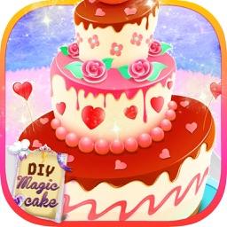 Magic Cake - DIY Birthday & Wedding Cakes