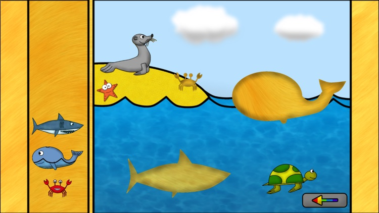 Animal Games for Kids: Puzzles HD screenshot-4