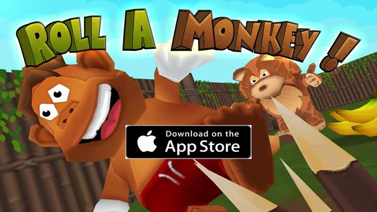 Roll A Monkey screenshot-0