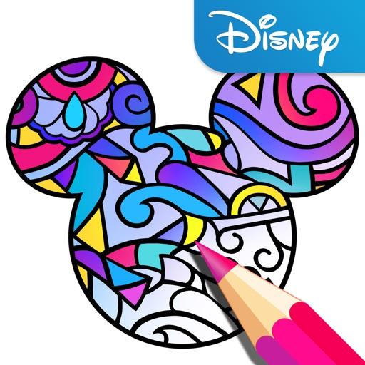 Color by Disney