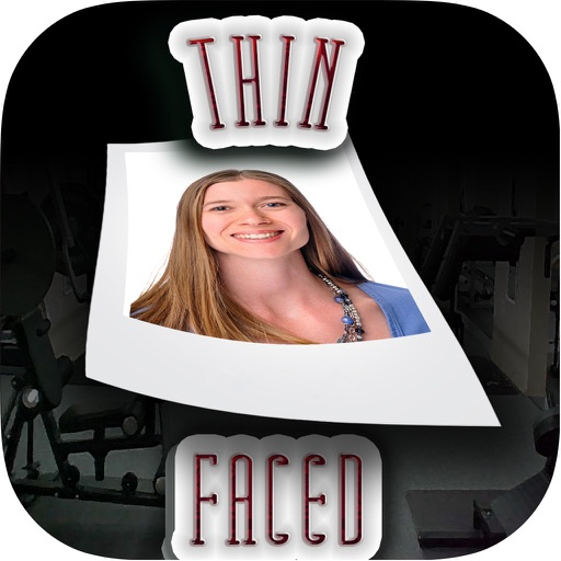 ThinFaced - The Thin Face Photo FX Booth icon