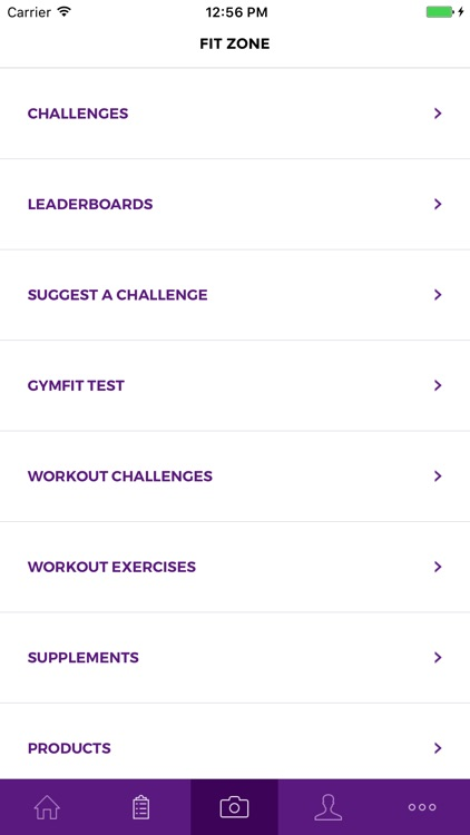 GymFit: The fitness social network. screenshot-3
