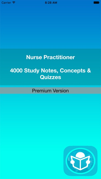 Nurse Practitioner Exam Review : 4000 Notes & Q&A Screenshot on iOS