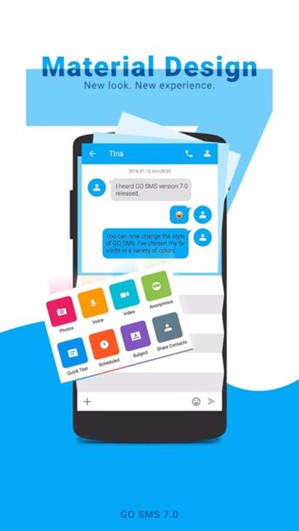 GO SMS Pro ™ By go dev team