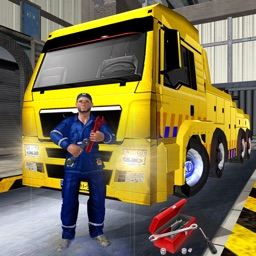 Truck Mechanic Simulator 2017