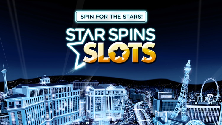 Star Spins Slots - Slots and Casino Game screenshot-4