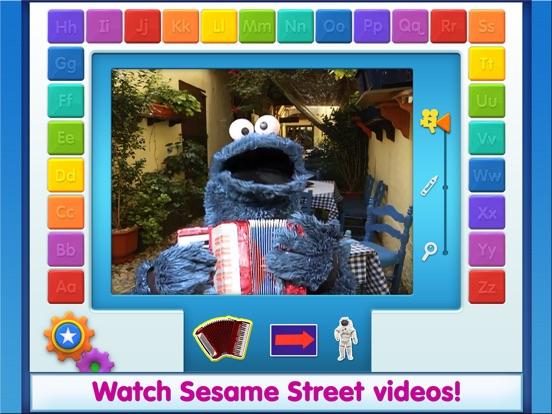 Elmo Loves ABCs - AppRecs