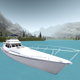 Extreme Boat Driving & Mountain Lake Parking