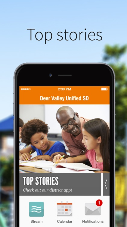 Deer Valley Unified School District screenshot-0