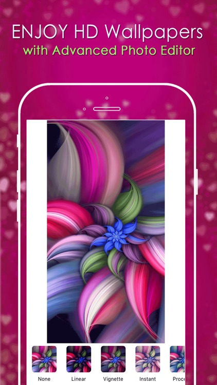 Pink Wallpapers HD screenshot-3