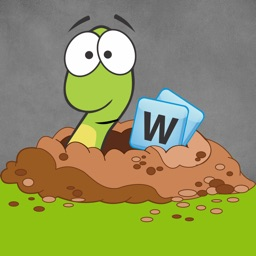 Word Wow - Spell words to get worm to the bottom!