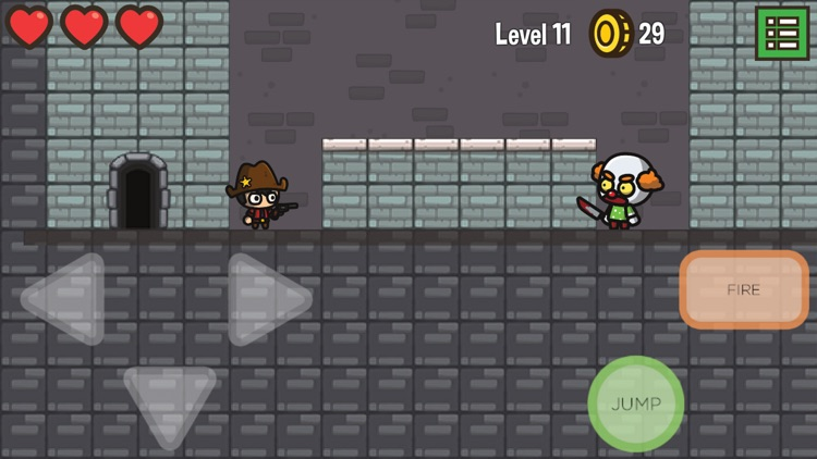 Tiny Metal Shooter screenshot-3